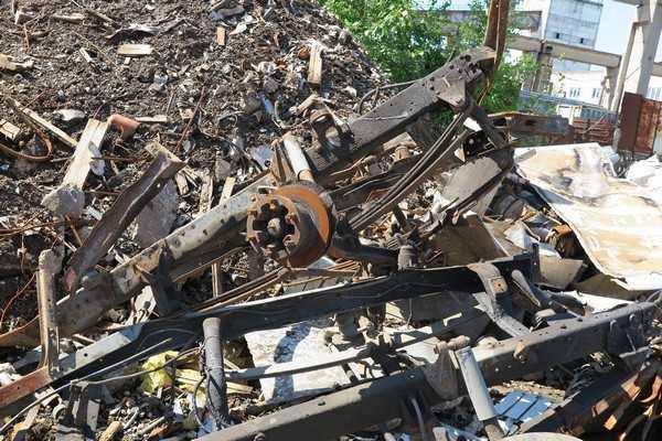 Покупка металлолома в Тропарево бесхозный металл можно ли его сдать